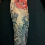 on going war sleeve